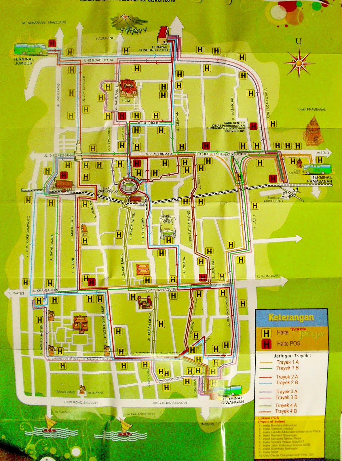 YOGYAKARTA | Public transport - SkyscraperCity