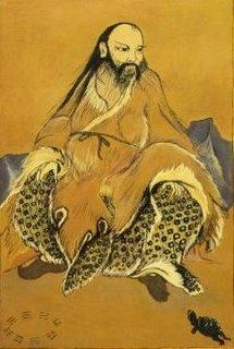 Fu Xi: Rey, Sabio y Chaman