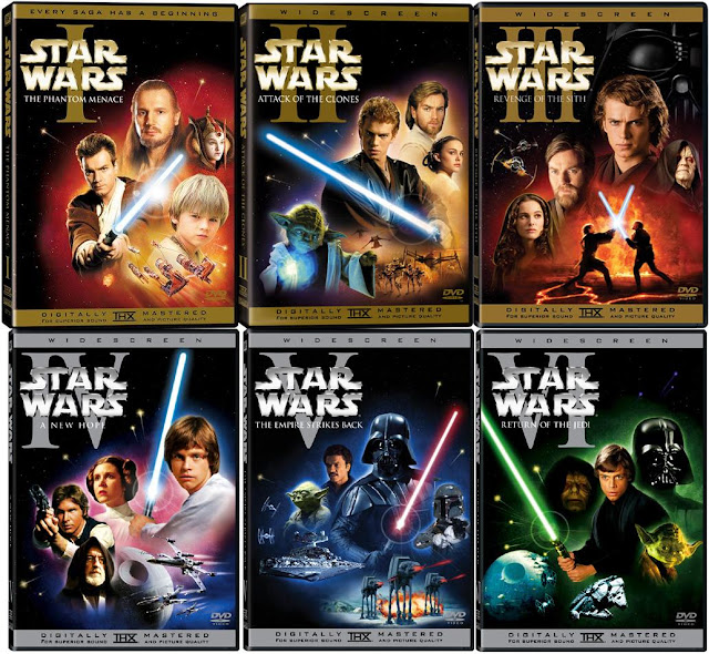 Descargar star wars saga completa dvdrip 1link cada una for Le nombre 13 film