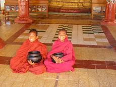 Shwedagon Paya Temple, Rangoon, Myanmar/Burma