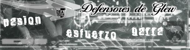 Defensores de Glew Rugby