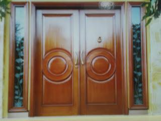 Daun Pintu & Kusen Store