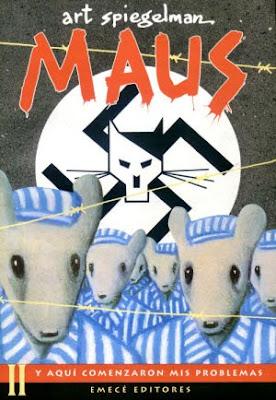 Los ratones con la ropa del campo de concentración.