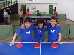 Campeões Distritais de Infantis 2009 / 2010