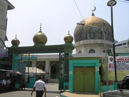Masjid Filipina Dilempar Granat, Warga Diimbau Tenang