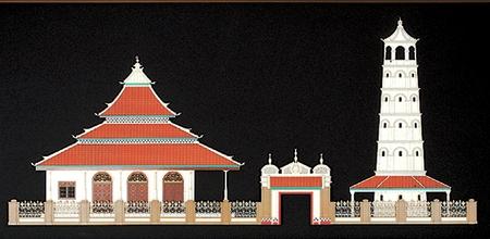 Rindu Masjid: Masjid Tengkera Malaka
