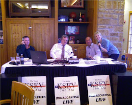 KSEV Radio Goes Live at Weather Museum Golf Classic 4/30