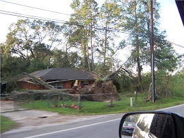 Hurricane Ike Damage
