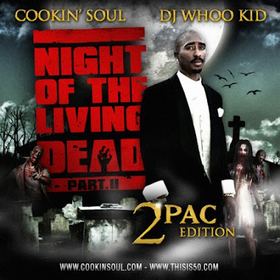 cookin soul nightofthelivingdeadpt2 450x450 2Pac ft. Biggie & Big L   Phantasm (Cookin Soul Remix)