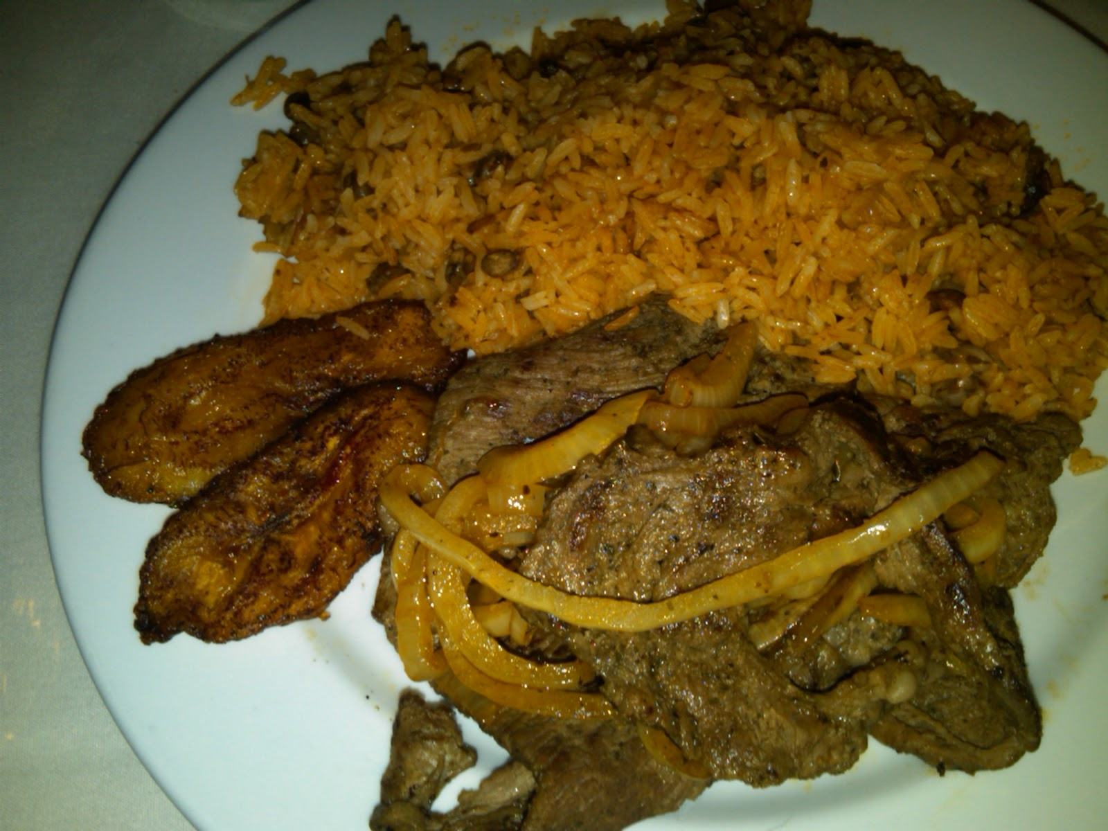 Puerto rico is the place puerto rican food in los angeles for Authentic puerto rican cuisine