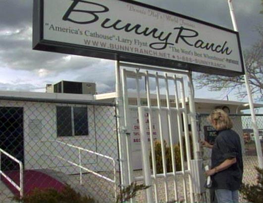 the bunny ranch