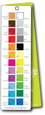CATALOGO de Colores( click para ampliar)