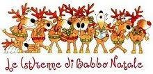 Le (st)renne di Babbo Natale