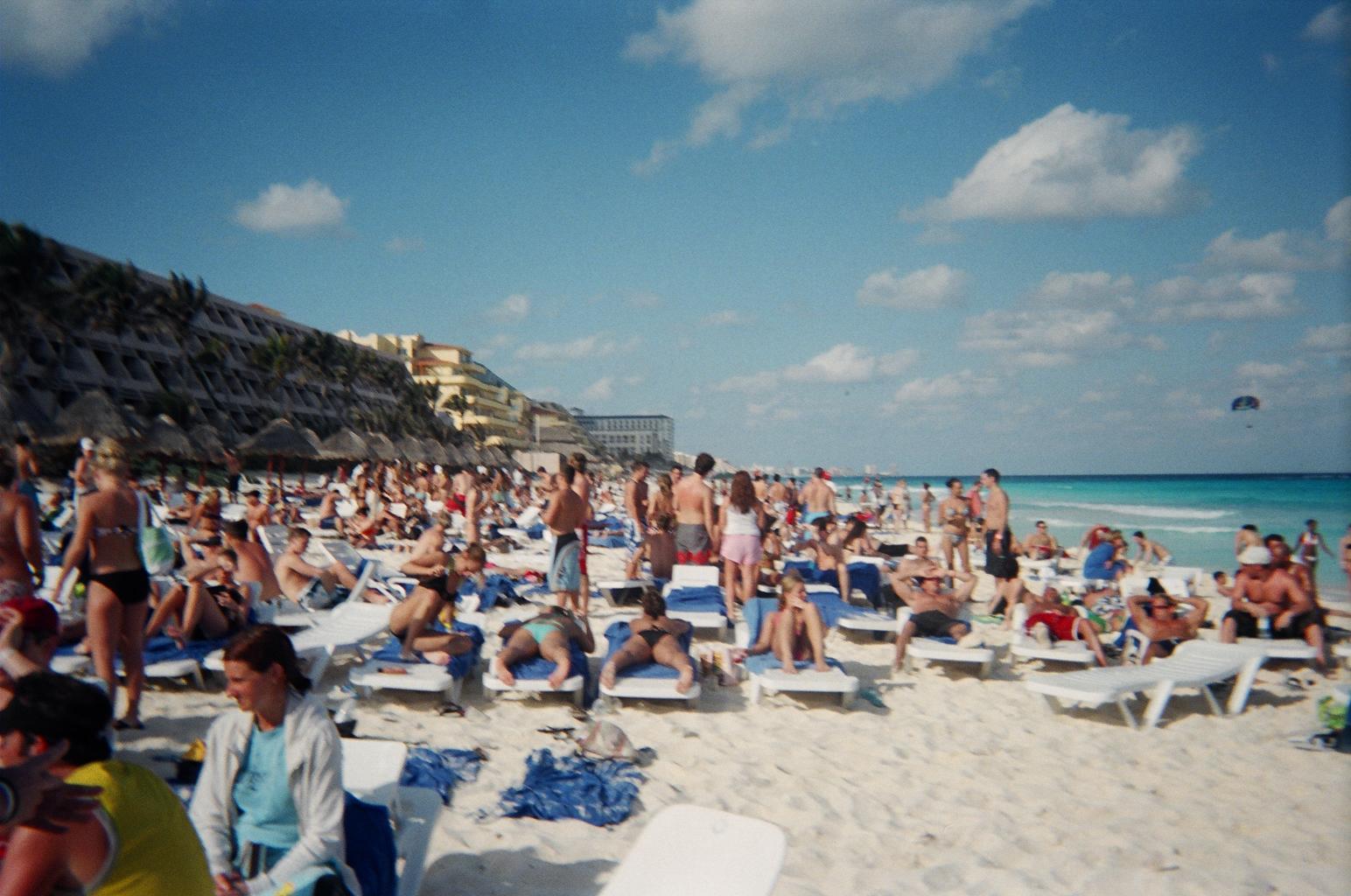 Bikini destinations cancun really. All
