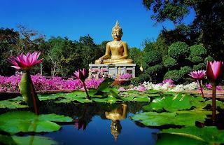 Buddha Utthayan Or Phra Mongkhon Ming Mueang