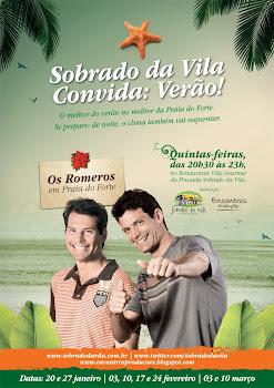 Sobrado da Vila Convida: Verão!