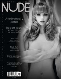 NUDE Magazine's Annual Photography Contest Includes Cash Prizes