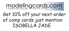 Get 10% off comp cards at modelingcards.com / www.fairwayprinting.com