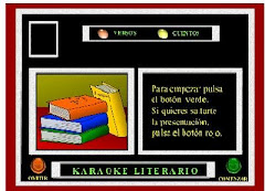 KARAOKE LITERARIO
