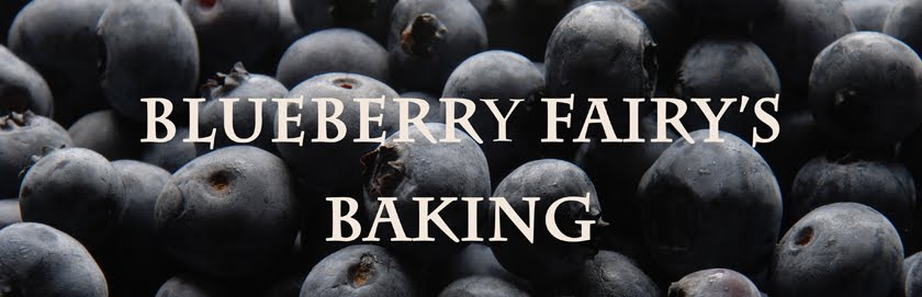 Blueberry Fairy's baking
