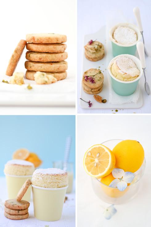 lemon shortbread cookies - group picture, image by tag ...