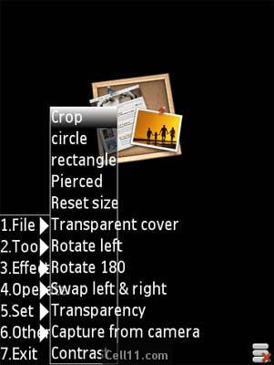 Modificare foto col cellulare: applicazione java