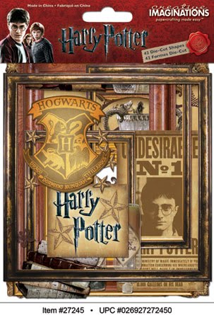 Creative Paper Arts At Everything Scrapbook Stamps Harry Potter
