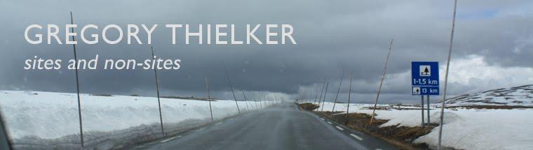GREGORY THIELKER