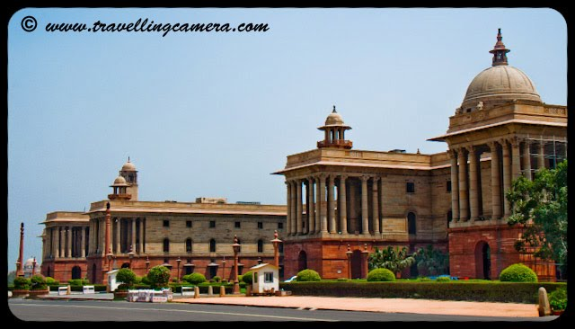 Indian President's House @ Delhi: Rashtrapati Bhavan is the official residence of the President of India, located in New Delhi, Delhi, India. Until 1950 it was known as Viceroy's House and served as the residence of the Viceroy of India. It is at the heart of an area known as Lutyens' Delhi. It is the largest residence of any Head of the State in the world.VJ, ripple, Vijay Kumar Sharma, ripple4photography, Frozen Moments, photographs, Photography, ripple (VJ), VJ, Ripple (VJ) Photography, VJ-Photography, Capture Present for Future, Freeze Present for Future, ripple (VJ) Photographs , VJ Photographs, Ripple (VJ) : President, India, Architecture, Delhi, Colorful, Journey, Main Tourist Places,:South Block of President's House @ Delhi, INDIA