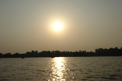 Sukhna Lake : Chandigarh (Sunset)