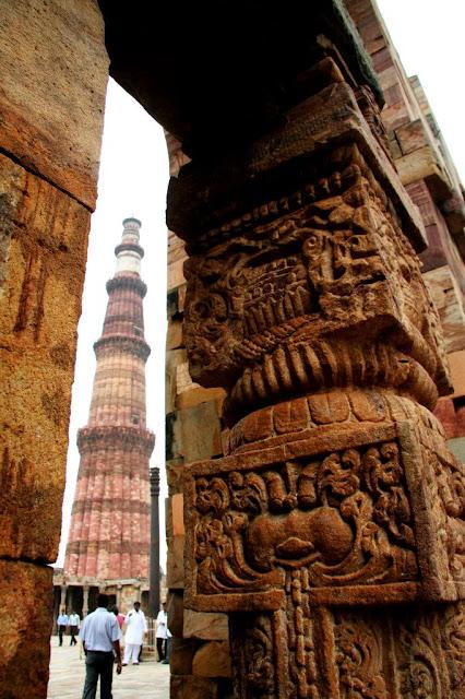 Qutub Minar @ Delhi