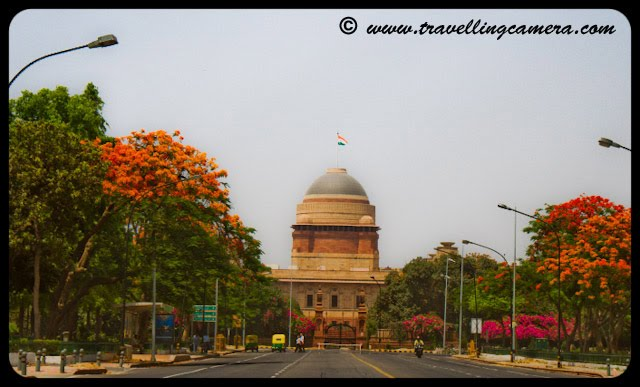 Clean and Color Chankyapuri @ Delhi : Posted by VJ @ www.travellingcamera.com : Chanakyapuri, meaning city of