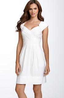 sundress, cotton,white, summer,women