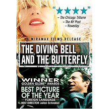 33.) THE DIVING BELL AND THE BUTTERFLY (2007) ... 10/18 - 10/25