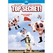 58.) TOP SECRET! (1984)