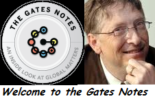 Bill Gates Notes