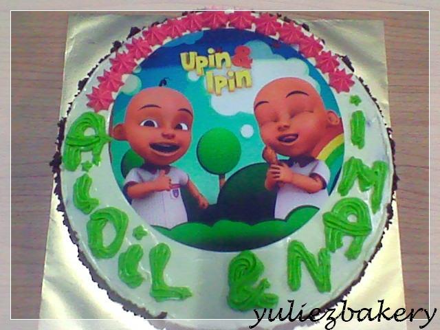 Edible Image Cake Kl : YULIEZ BAKERY: Edible image cake/cupcake