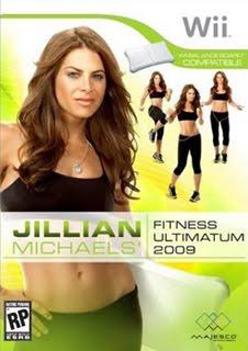 Download - Jillian Michaels Fitness Ultimatum 2009 - Nintendo WII