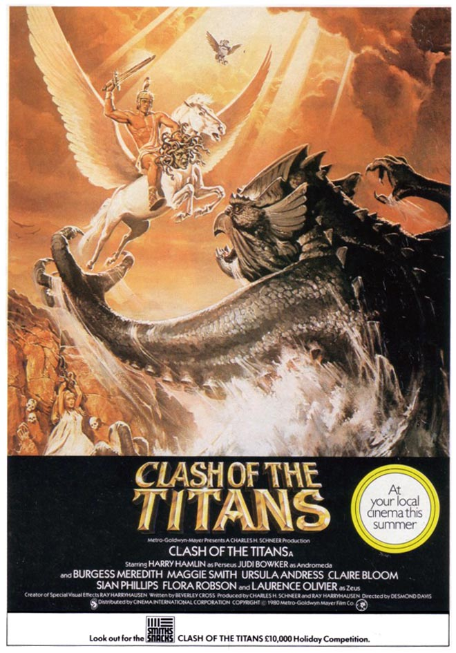 clash of the titans a movie Clash of the titans is an epic fantasy, action-adventure film loosely based on the  greek myth of perseus, starring sam worthington as perseus, liam neeson as.