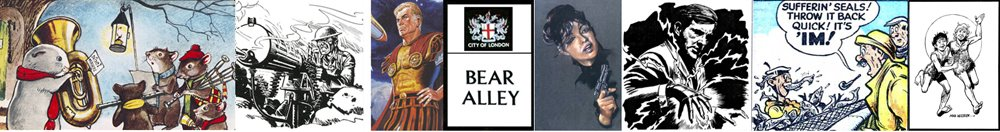Bear Alley