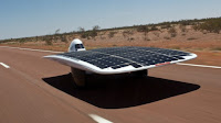 New Record of 55.077 mph Solar-Powered Car