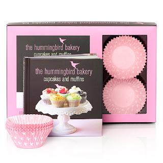 ZGallerie Hummingbird Bakery Cupcake Set