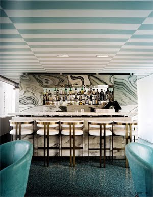 Lonnymag Avalon Hotel designed by Kelly Wearstler