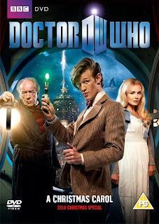 Doctor Who: Un Cuento de Navidad Poster