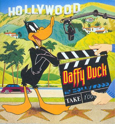 Daffy Duck in Hollywood [1938]