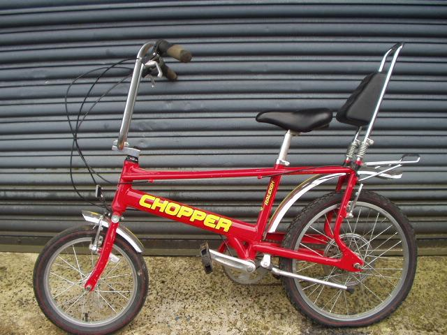 Frasier labarbera chopper bike
