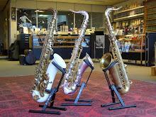 handmade tenor saxophones