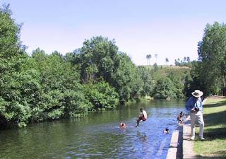 Casa rural sietevillas sierra de gata piscinas naturales for Piscinas naturales salamanca