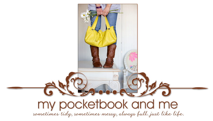 My Pocketbook and Me