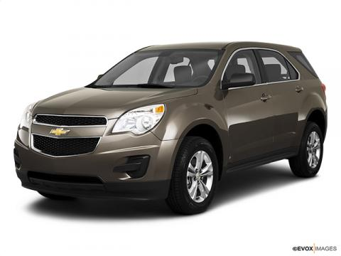 2010 Chevrolet Equinox Premium Midsize SUV new cars used